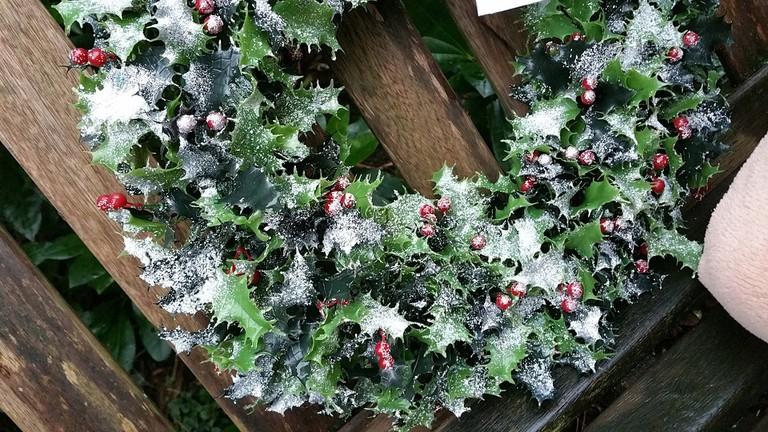 Christmas wreath | © Pixabay