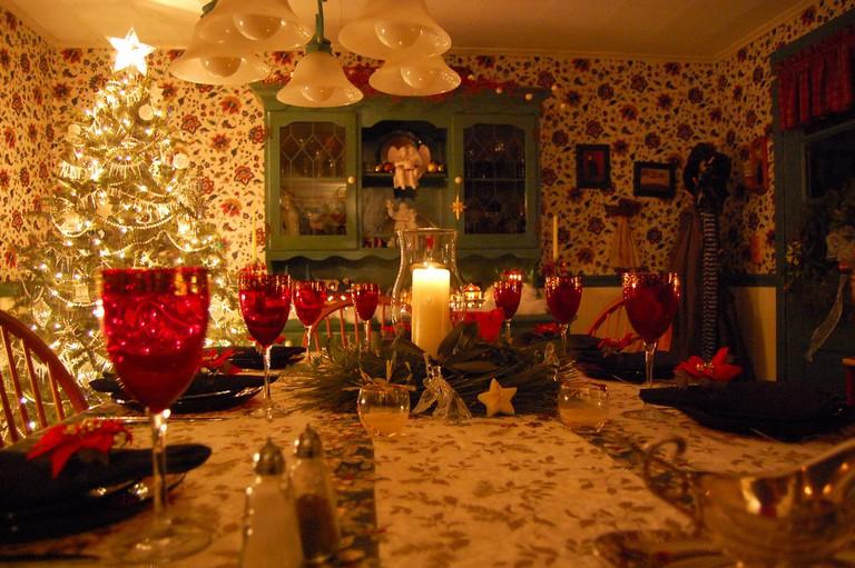 Christmas Eve dinner   © Josh McGinn/Flickr
