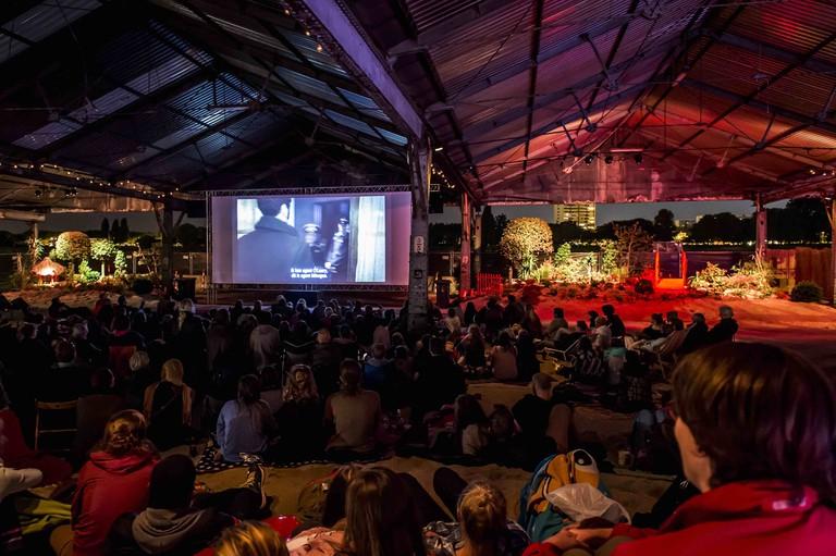 Cinema Urbana by Summer of Antwerp festival   © Sigrid Spinnox/courtesy of Summer of Antwerp