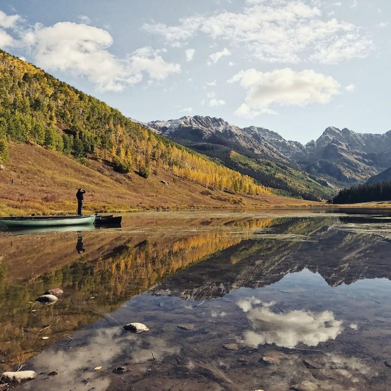 Colorado landscapes.   Courtesy Kevin Li.