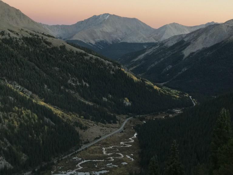 Colorado.   Courtesy Kevin Lu.