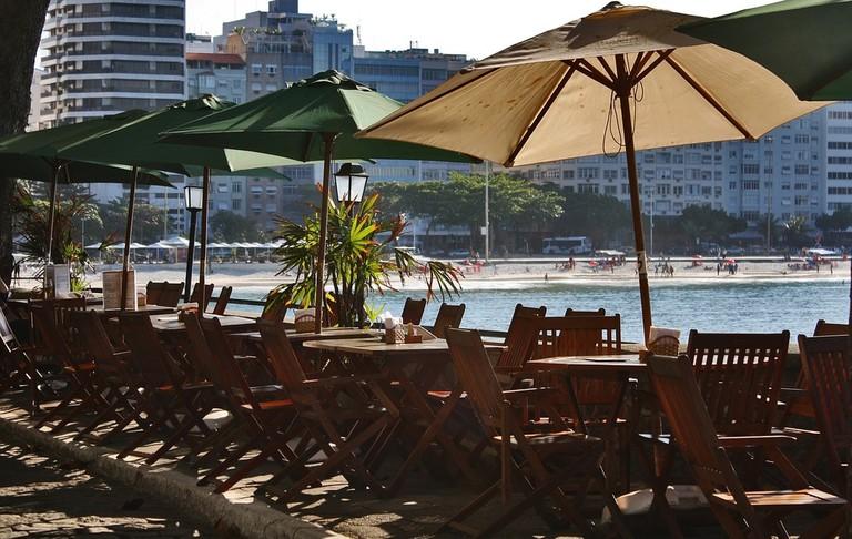 Breakfast at Forte de Copacabana |© pixabay
