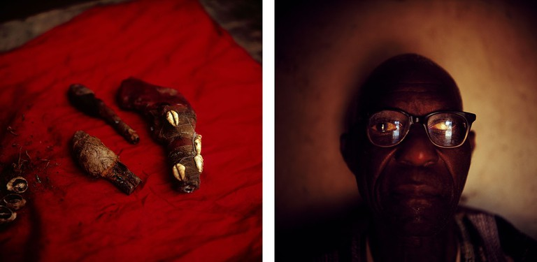 Sierra Leone and Liberia: September 2010: Documentary - The beginning of Evil - Begin van het kwaad - © Daimon Xanthopoulos