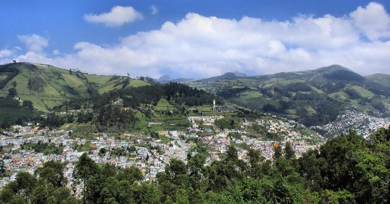 Ecuador © Dezalb/Pixabay