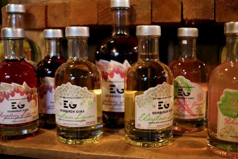 Edinburgh Gin | Courtesy Of Tori Chalmers
