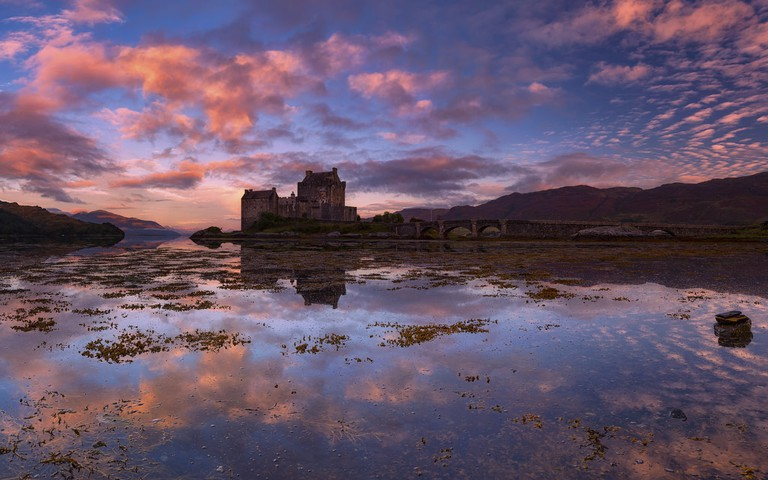 Eilean Donan Castle | © john mcsporran/Flickr