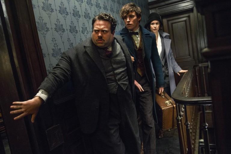 More action that the Harry Potter films | © Warner Bros.