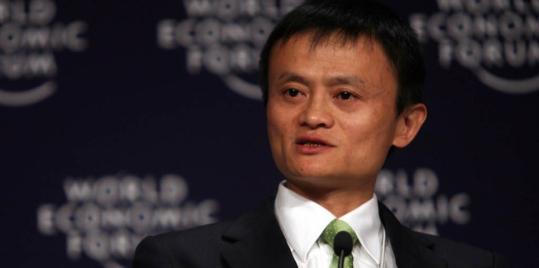 Jack Ma Yun, Chairman and Chief Executive Officer, Alibaba Group,