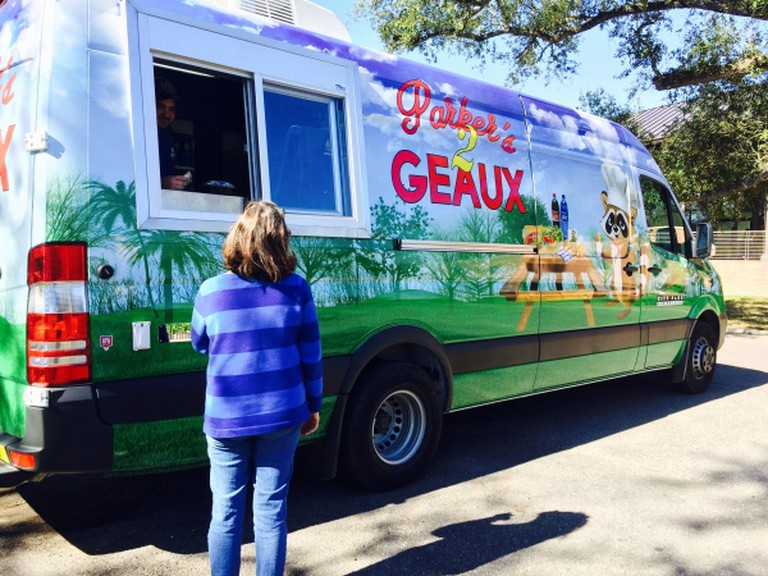 City Park's Food Truck, courtesy of City Park