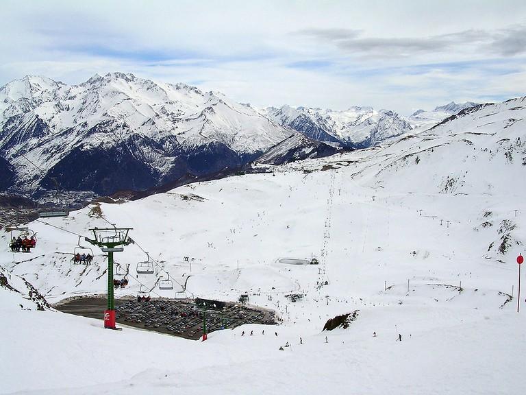 Formigal Ski Resort, Spain