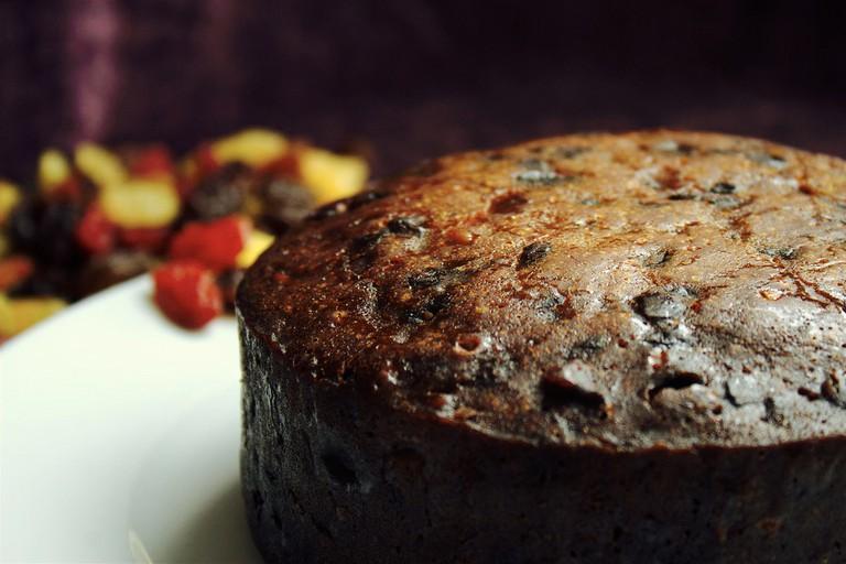 Fruit Cake   © bongo vongo/Flickr