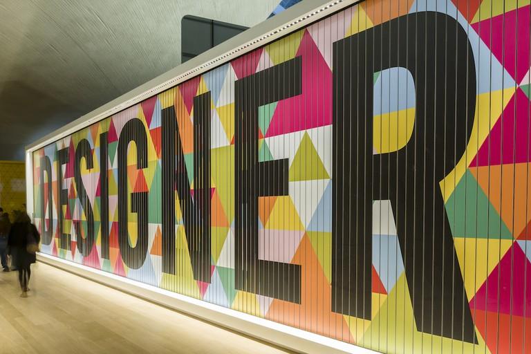 Designer, Maker, User exhibition