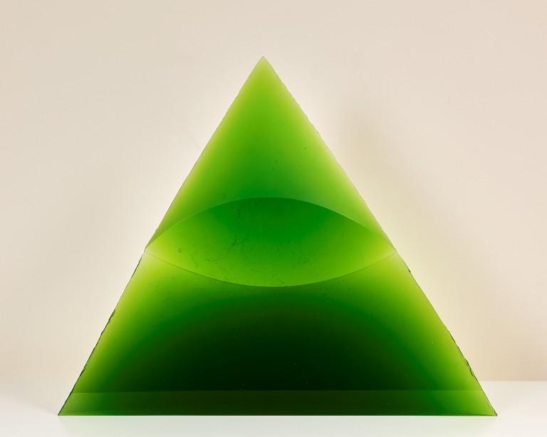 Green Eye of Pyramid, Libensky Brychtova │ © Philippe Robin