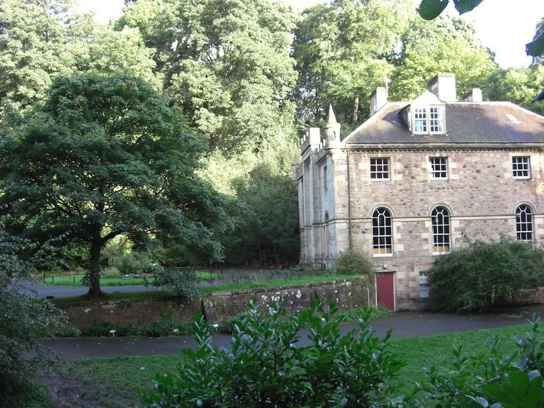 Hermitage House | Courtesy Of Edinburgh's Christmas