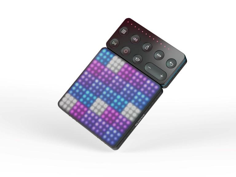 Roli Lightpad Block   © Roli