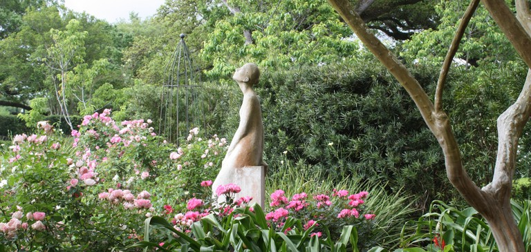 New Orleans Botanical Garden, courtesy of City Park