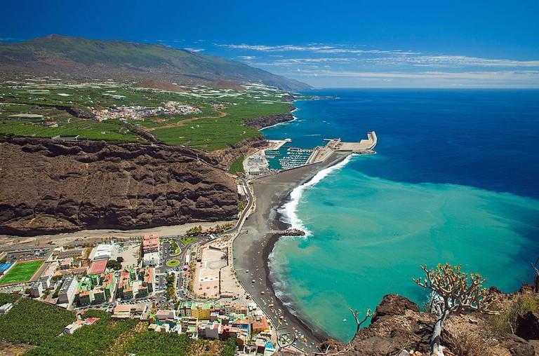La Palma Canary Islands | ©TamaraK [CC BY-SA 4.0 (http://creativecommons.org/licenses/by-sa/4.0)], via Wikimedia Commons