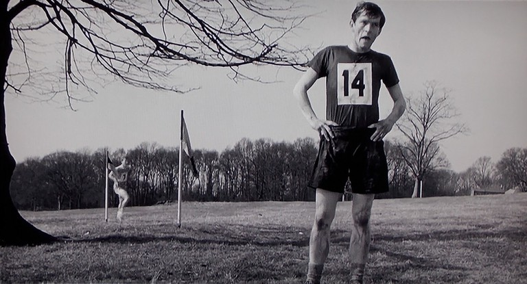 """Tom Courtenay in 'The Loneliness of the Long Distance Runner"""" 