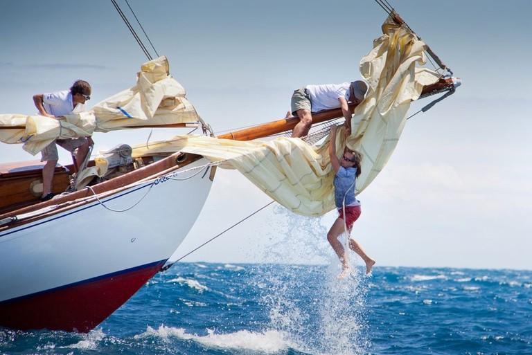 © Luis Fernandez @yachtracingimage.com
