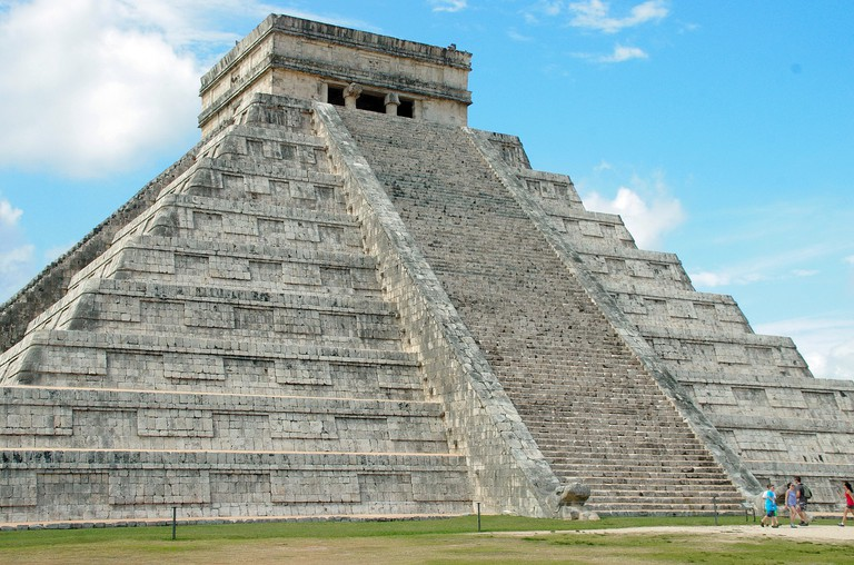 Chichen Itza Pyramid, Mexico   Public Domain/Pixabay