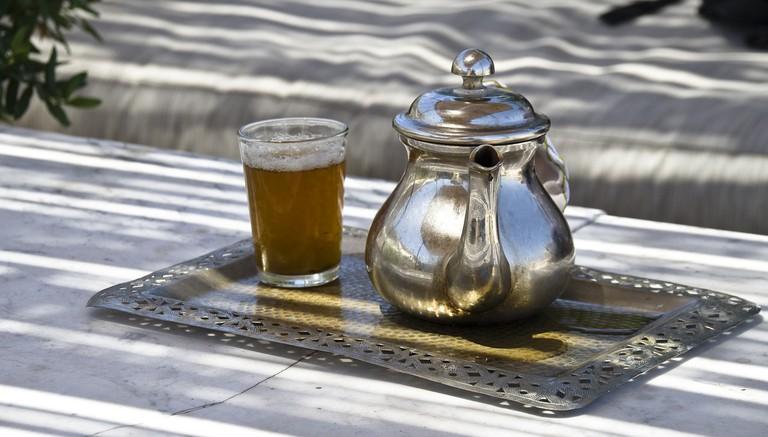 Mint tea | @DanielWanke /Pixabay