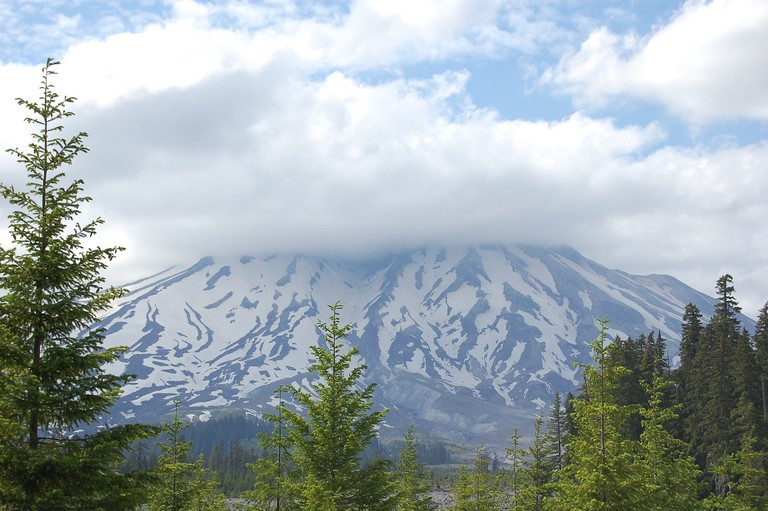 Mount St. Helens | Public Domain/Pixabay