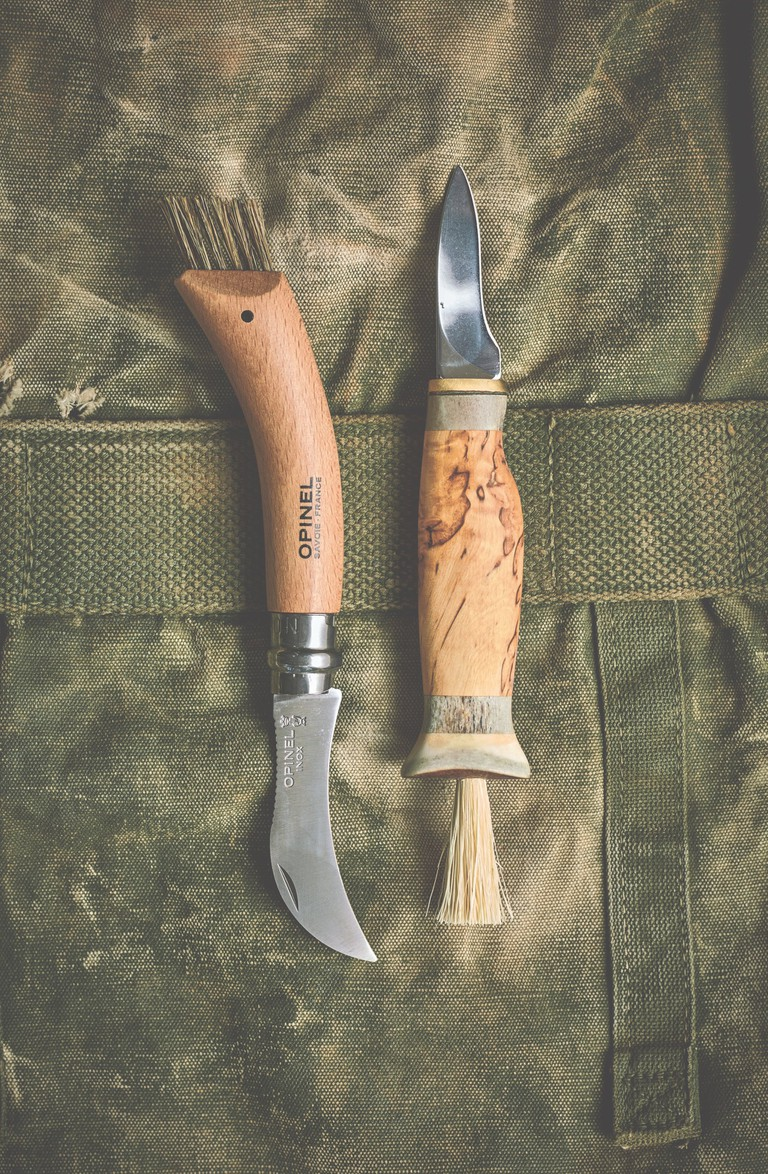 Mushroom Knife | Courtesy of Quadrille