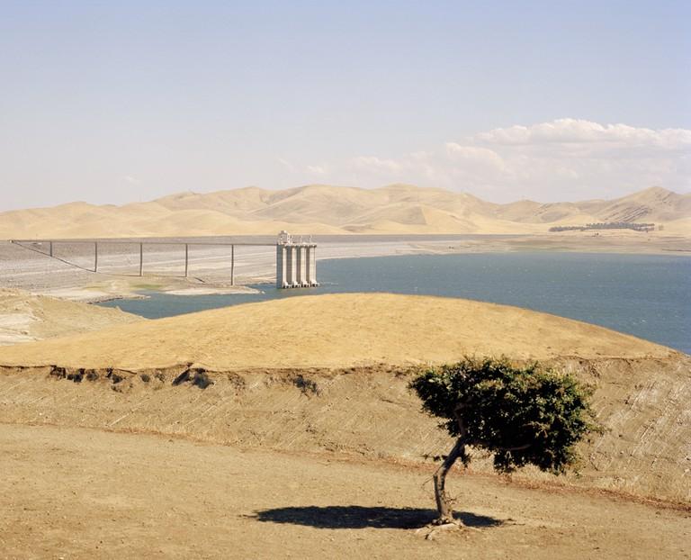 Mustafah Abdulaziz, San Luis Reservoir, Merced County, California, USA, 2015