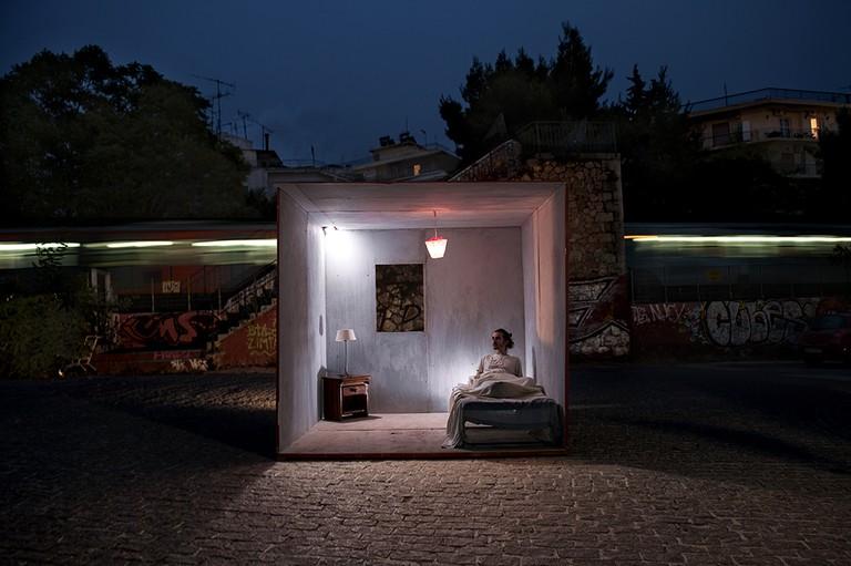 Home Again © Courtesy of Theoddor Papadakis
