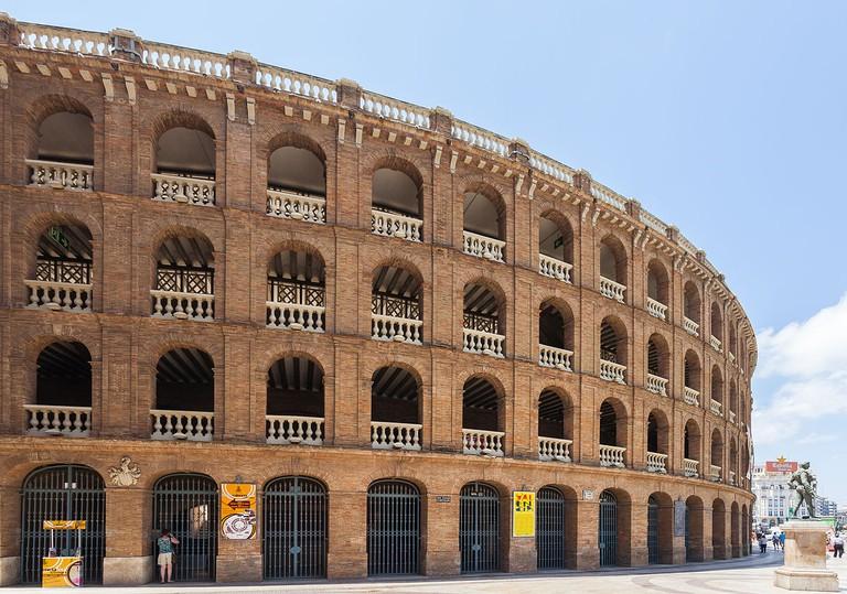Plaza de Toros, Valencia | ©Diego Delso / Wikimedia Commons