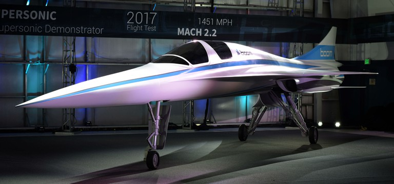 The XB-1 | Courtesy Boom.
