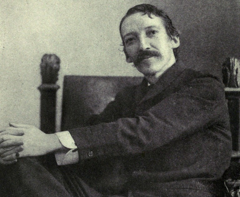 Robert Louis Stevenson | Courtesy Of Edinburgh UNESCO City Of Literature Trust