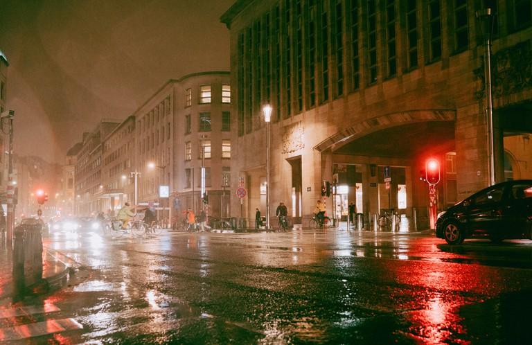 Rainy Brussels | © Matthias Ripp / Flickr