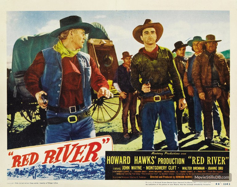 'Red River' lobby card | United Artists