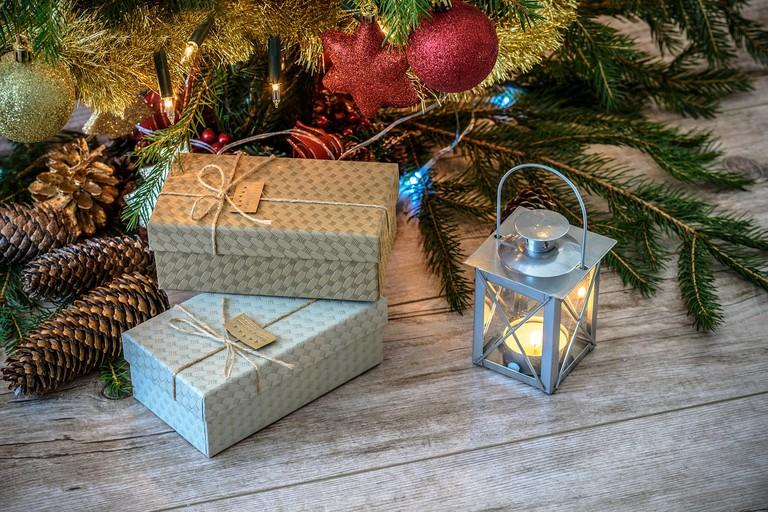 Christmas gifts | © PixaBay