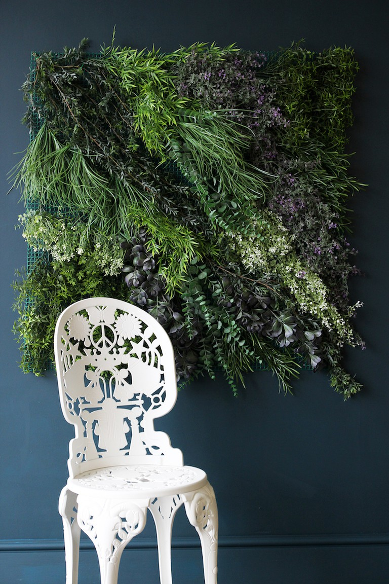 Rockett St George Faux Vertical Living Wall