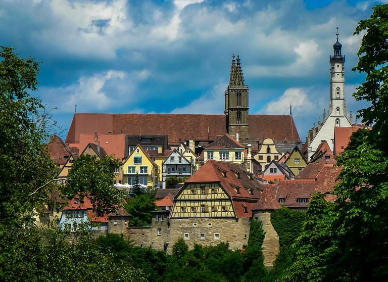Rothenburg ob de Tauber   © Polybert49 / Flickr
