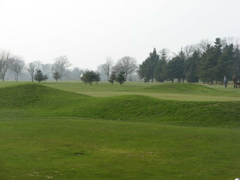 Royal Musselburgh Golf Club | © WikiCommons