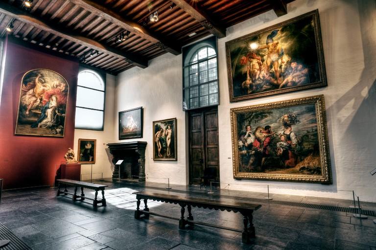 Rubenshuis   © Dave Van Laere/courtesy of Visit Antwerp