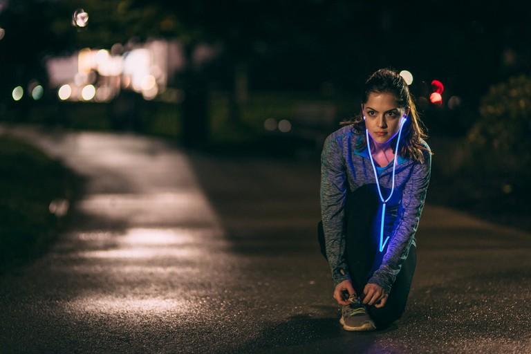 Glow In-Ear Headphones   © Glow