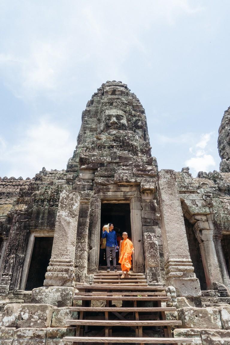ANGKOR WAT-SIEMREAP-CAMBODIA