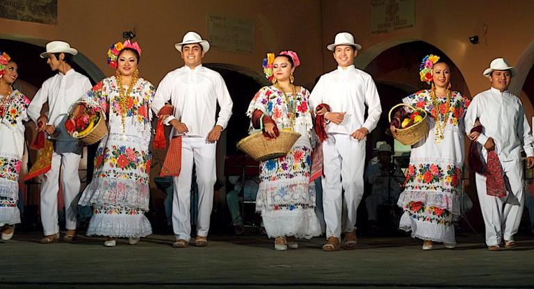 La Jarana Yucateca | © Yodigo/WikiCommons