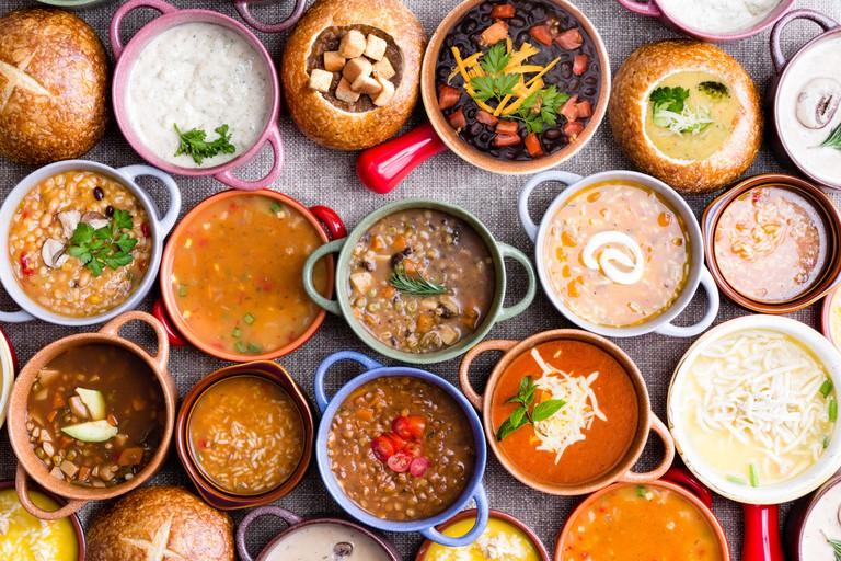 Souper dooper Food © Ozgur Coskun / Shutterstock