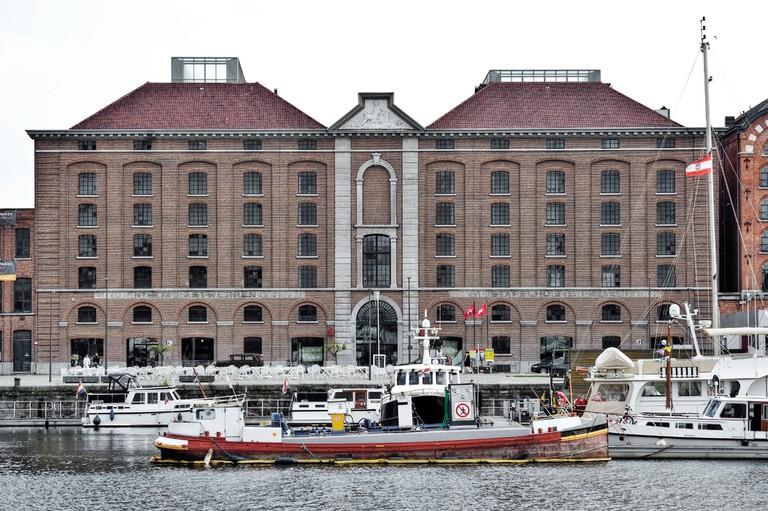 Sint-Felixpakhuis | © Dave Van Laere/courtesy of Visit Antwerp