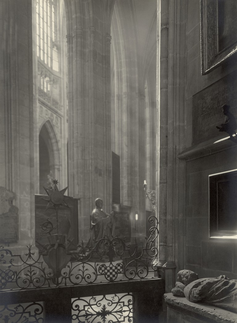 Untitled, n.d. by Josef Sudek | Courtesy of Douglas Hyde Gallery