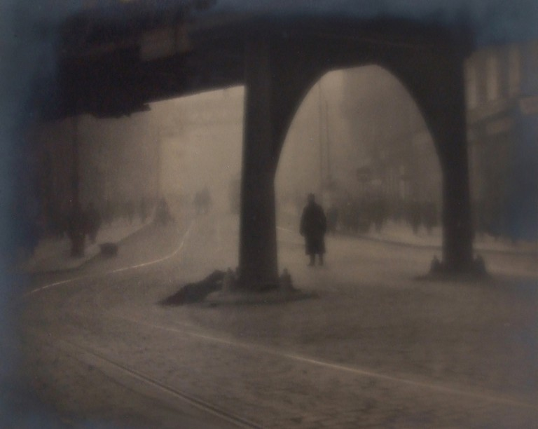 Josef Sudek, From the streets of Prague, 1926 | Courtesy of Douglas Hyde Gallery