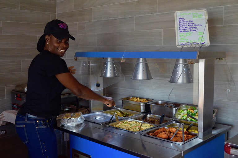 Susie's buffet | © Susie's Bakery & Terrace