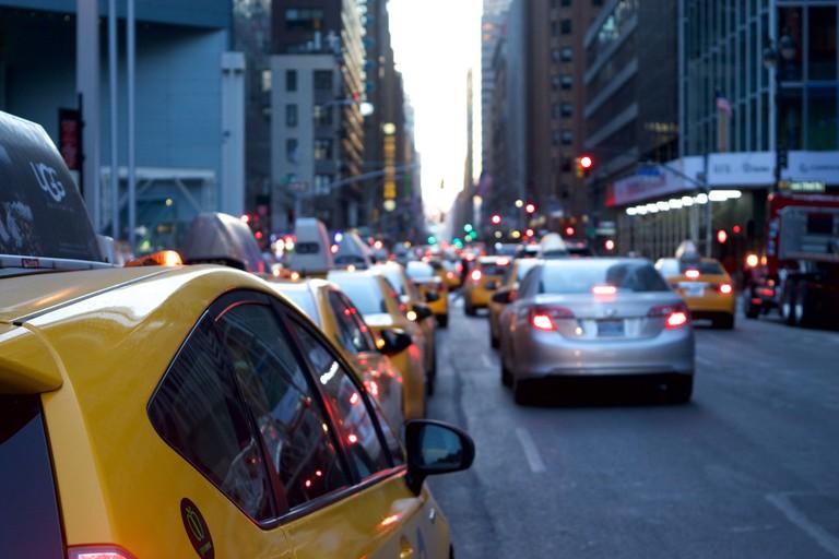Taxi | © Unsplash/Pixabay