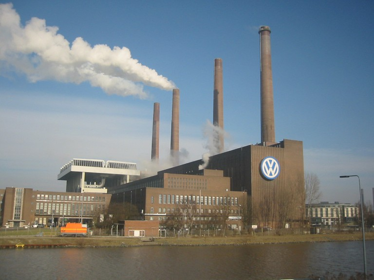 Factories that release wasted heat will soon be able to transform it into electricity, courtesy of WikiCommons