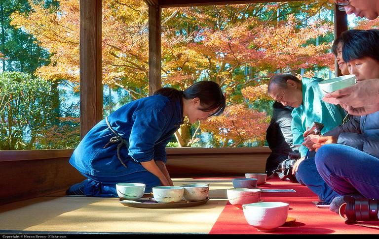 Tea ceremony | © Aigle Dore/Flickr